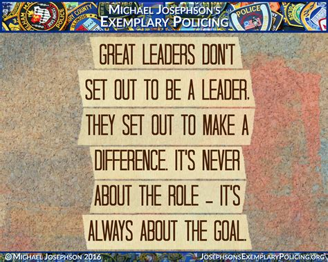 poster quotes  leadership exemplary business