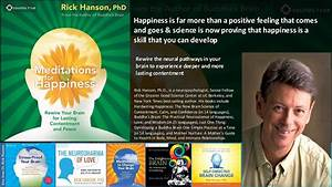 Rick Hanson  Phd  U2013 Meditations For Happiness  Audio