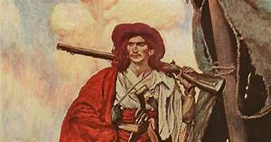 The Arch Pirate – Long Ben Avery, the capture of the ...