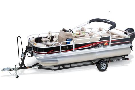 Boat Trailer Vibration by Research 2014 Sun Tracker Fishin Barge 22 Dlx On