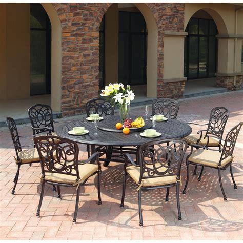 100 wayfair patio dining sets oakland living 9 pc