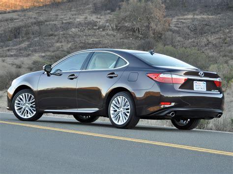 lexus sedan 2015 2015 lexus es 350 test drive review cargurus
