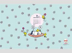 Love kawaii snoopy december 2014 wallpaper calendar