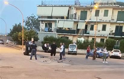 Casapulla Incidente Smart Terribile Parco Moselli Panda