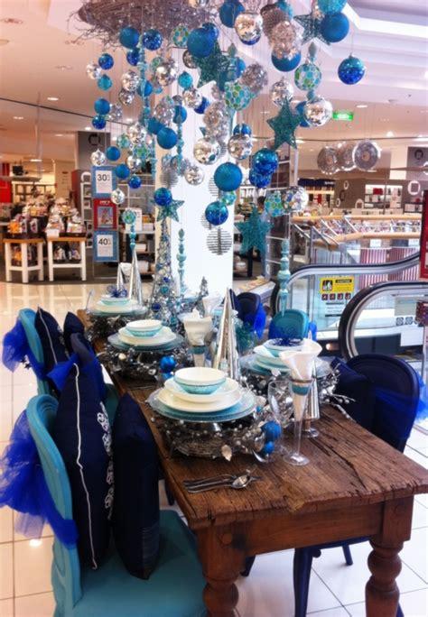 awesome blue christmas decorations ideas interior vogue