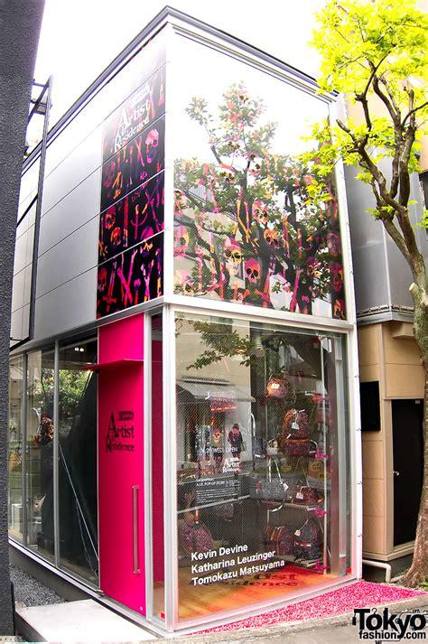 lesportsac air popup shop  harajuku