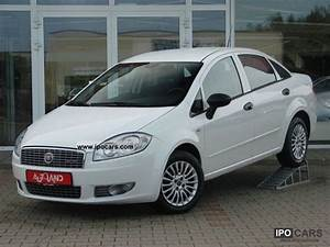 2009 Fiat Linea 1 3 Multijet 16v Active Air 1 Hand Euro4