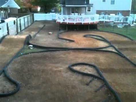 Backyard Rc Track by Backyard Rc Track Slash 4x4