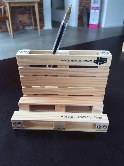 mini pallet transformer pencil case  pallets