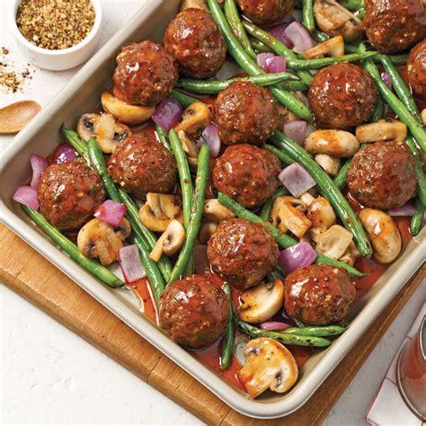 cuisiner des boulettes de boeuf boulettes de boeuf caramélisées recettes cuisine et