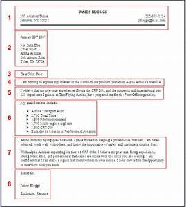 art pilot sample cover letter
