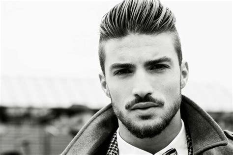 10 Pompadour Haircut & Hairstyles For Men