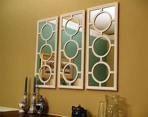 Lazy liz on less dining wall mirror decor for Wall mirror decor