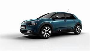 Citroen C4 Cactus Specs  U0026 Photos - 2018  2019