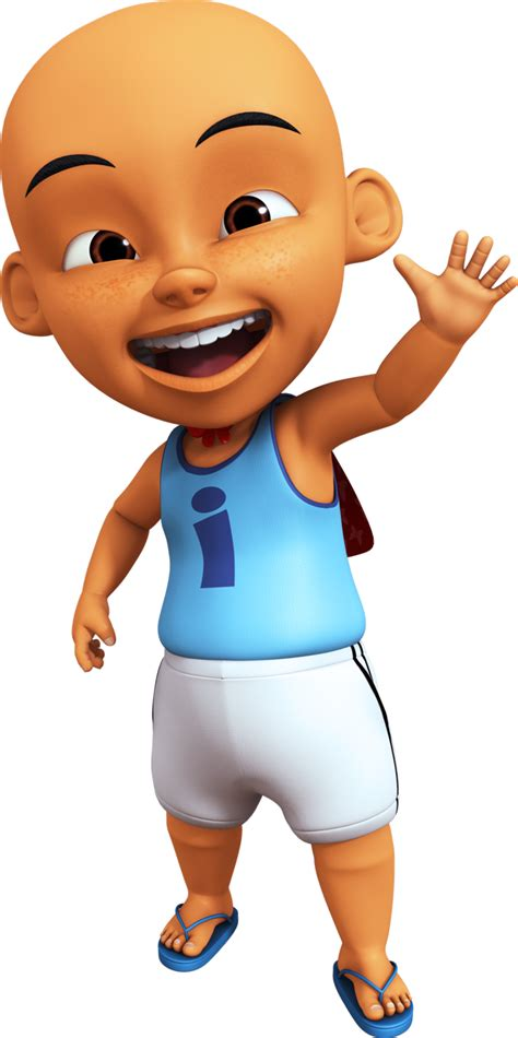 Les' copaque production 9 years ago. Clipart for u: Upin dan Ipin