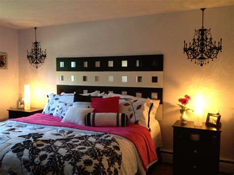 Bedroom Design Black White Pink by Black White Pink Bedroom For The Home White