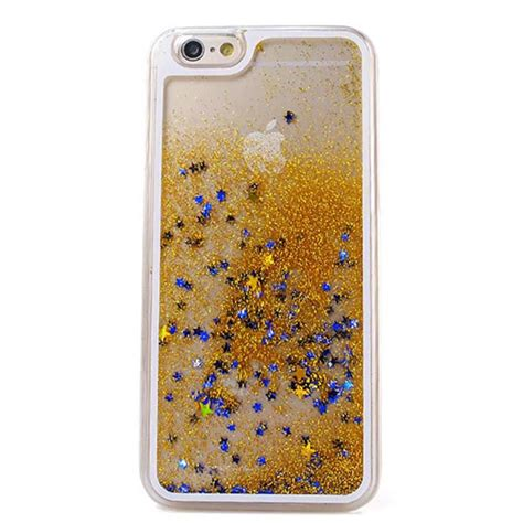 iphone 6 for ebay dynamic liquid glitter clear cover for