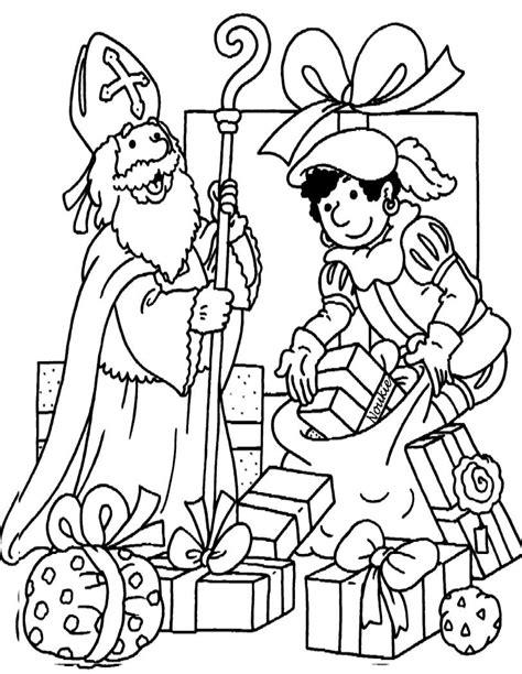 Sinterklaas Kleurplaat 2014 by Herfstvakantie Met Sint