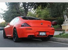 Find used 2007 BMW M6 Base Coupe 2Door 50L Custom Fully
