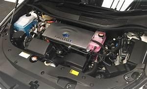 A look inside the Toyota Mirai and Hyundai ix35 hydrogen cars