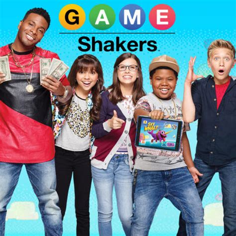 Darryl Stephens Gay Sex Scene - game shakers new episodes videos and games on nick co uk