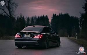 Tuning Mercedes Benz CLA 250 C117 Rear