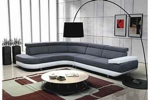 Canapé Panoramique 14 Places : photos canap d 39 angle design ~ Teatrodelosmanantiales.com Idées de Décoration