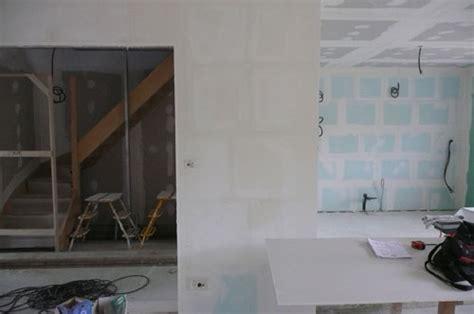 cloison cuisine salon cloisons faire construire avec les maisons bernard lannoy