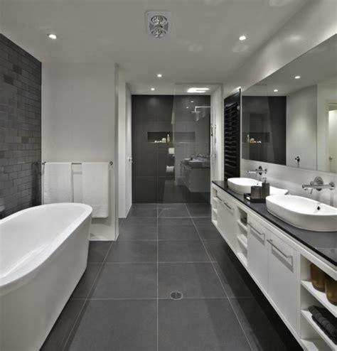 table de cuisine pour petit espace une salle de bains grise élégance et chic contemporain