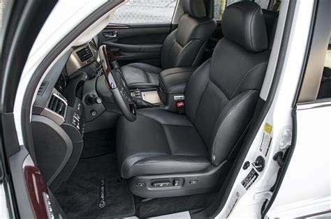 2015 Lexus Lx 570 Front Interior Seats Photo 43
