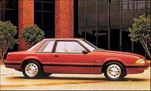 Timeline: 1987 Mustang - The Mustang Source