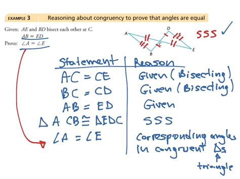 Showme  Proving Triangles Congruent Proofs