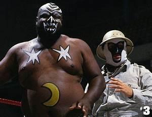 Wrestler Of The Week Kamala
