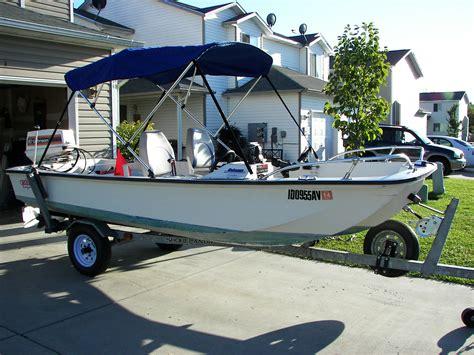 Mckee Boats by 14ft Mckee Craft Best Small Boat Made Here Is
