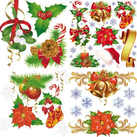 vector christmas decorations vector graphics blog