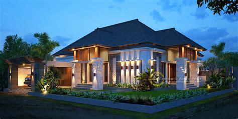 Jasa Arsitek Kalimantan Desain Rumah Bapak Suharyoso Ii