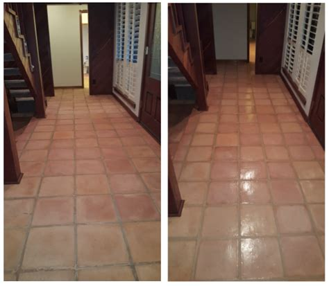 Saltillo Tile Cleaning Houston by Saltillo Floor Restoration Houston Classic Bizaillion