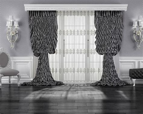 Latest Curtain Designs, Patterns, Ideas For Modern And