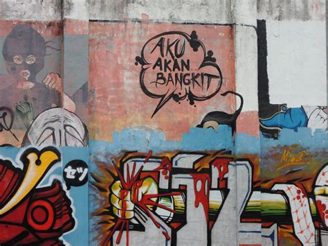Graffiti Yogyakarta : Travelling Between Java To Bali (guest Post)
