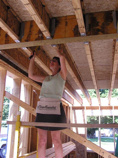 floor framing  fros carpentry