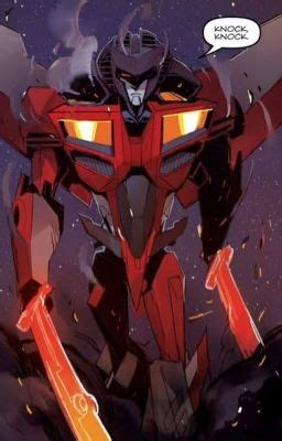 foto de Arc of the Seeker (RWBY X Transformers) Starscream/Jaune
