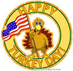 turkey with waving american flag on thanksgiving day tumblr18