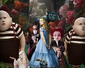Alice in Wonderland Movie Poster Wallpapers | HD ...