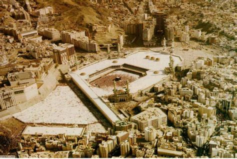40+ Very Old And Rare Pictures Of Makkah Mukarama