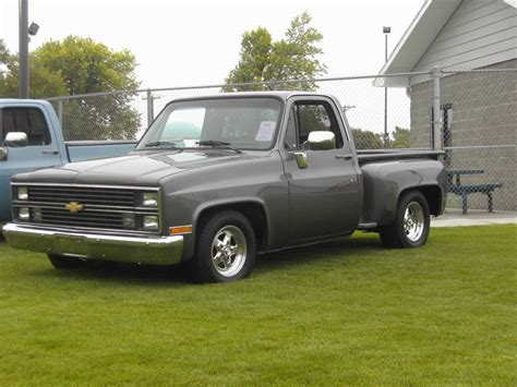 Chevy Stepside Show Street Truck For Sale Trade