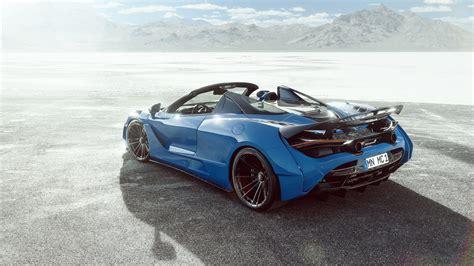 2020 Novitec McLaren 720S Spider N-Largo Wallpapers ...