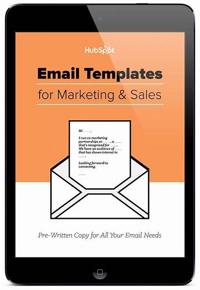Email Templates Marketing Sales Hubspot Template Written