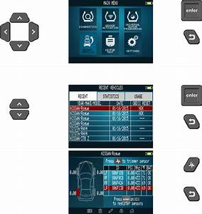 3838 Otc And Mac Obdii Tpms Tool User Manual 3838 Tpms