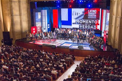 Latino Issues Take Center Stage at Gubernatorial Forum ...