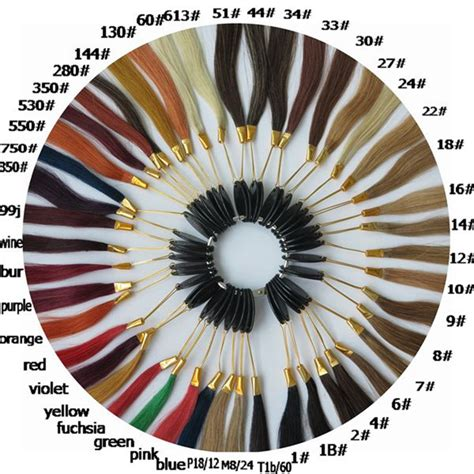 color ring free shipping harmony wholesale 46colors color chart